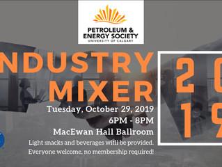 PES | Fall Industry Mixer