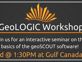 GeoLOGIC Workshop