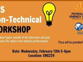Non-Technical Workshop
