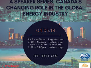 A Speaker Series: Canada's Changing Role in the Global Energy Industry