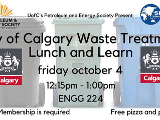 PES | City of Calgary Lunch and Learn