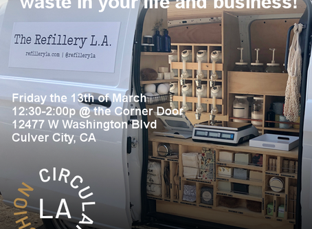 The Refillery LA reduces plastic packaging for households in Los Angeles