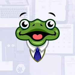 Drebit character mascot