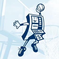Cash Crunchers character mascot
