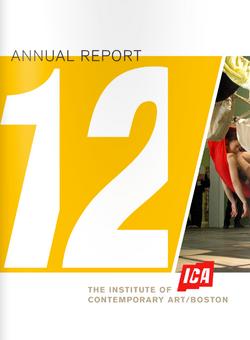 ICA Boston: 2012 Annual Report