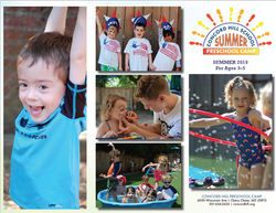 CHS Summer Brochure 2019 (front)