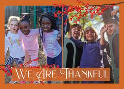 CHS Thanksgiving Card 2018