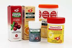 NRF Vitamins