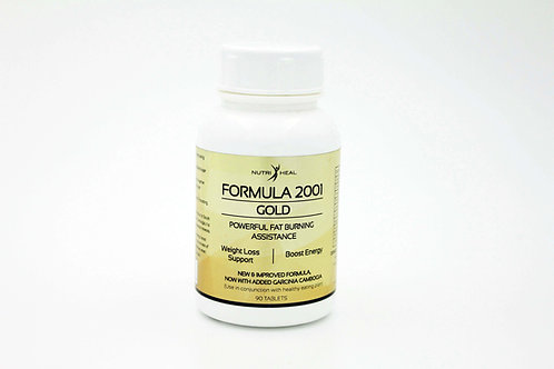 Formula 2001 Gold
