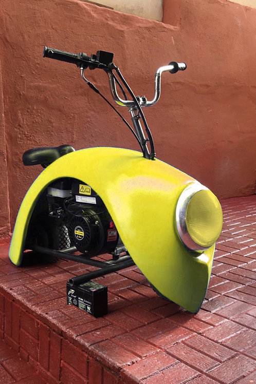 Tosbike Yellow O.1