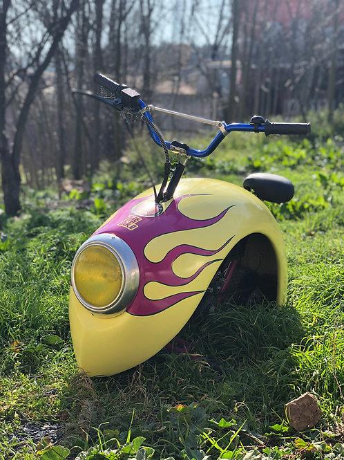 Tosbike Flame Design