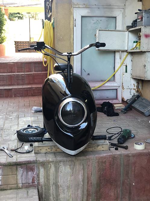 Black Eagle Tosbike