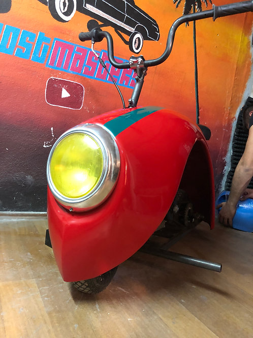 Tosbike Red O.1