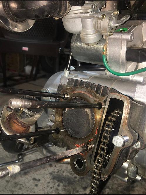 50 cc --> 100 cc dönüşümü