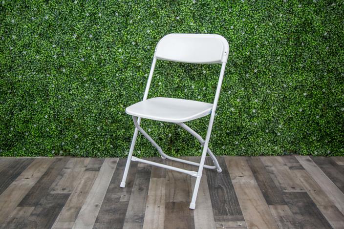 Basic White Chair