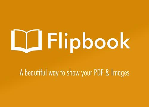 FlipBook Overview | WIX App Market | Wix com