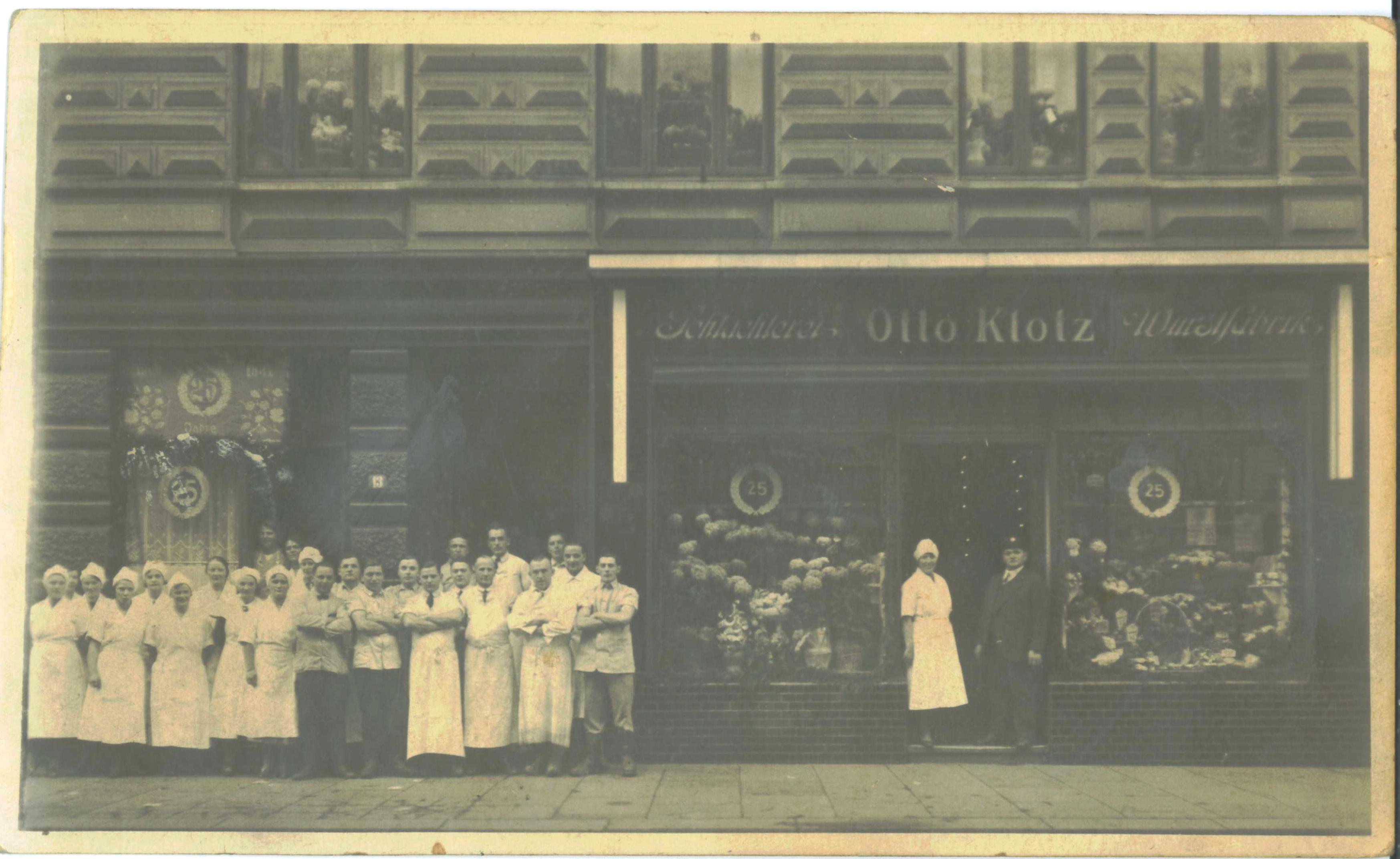 40 Otto Klotz Laden