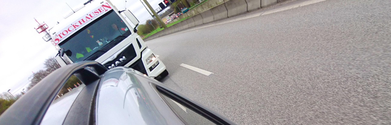 Slider Stockhausen LKW on the road 1