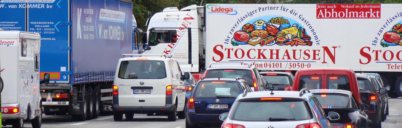 Slider Stockhausen LKW on the road 2