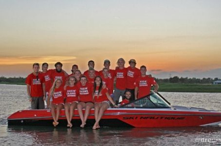 The 35th Collegiate Water Ski Nationals