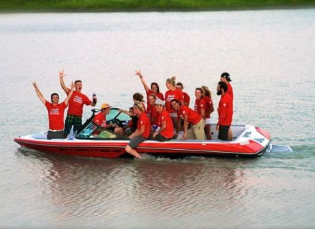 From Regionals to Nationals with the Ragin' Cajuns