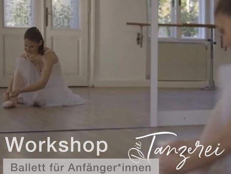 Ballett für Anfänger*innen