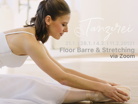 Floor Barre und Stretching