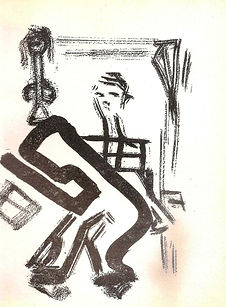 dessin de 2 personnages