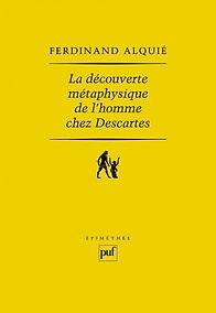 couverture livre Ferdinad Alquié la découverte métaphysique de l'homme