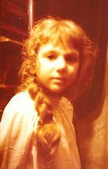 la petite fille du poète