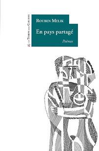 livre en pays partagé, avec gravure 2 personnages