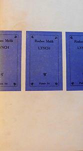 livre Lynch