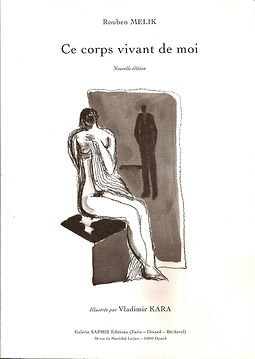livre Rouben Melik En pays partagé