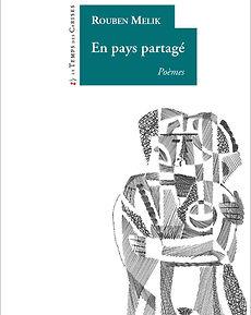 couverture livre Rouben Melik en pays partagé