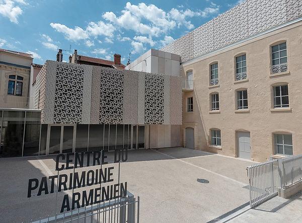 le Centre du Patrimoine Arménien de Valence