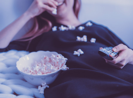 How binge watching Netflix can help you have a better birth!