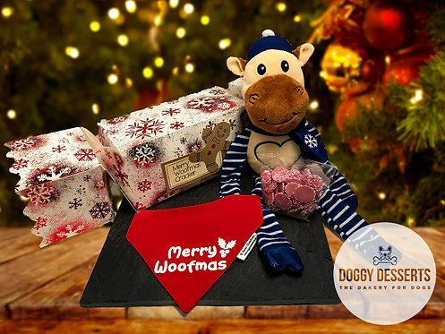 Merry Woofmas Giant Cracker