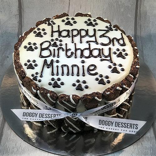 Celebration Cake (Cookies & Cream Biscuits)