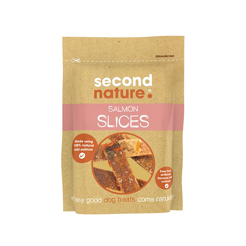 Second Nature Salmon Slices