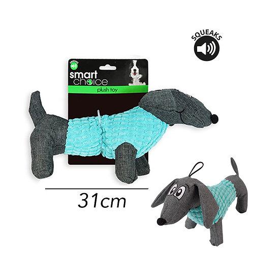 Plush Dog Toy Sausage Dog