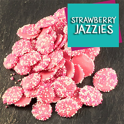 Dog Chocolate Jazzies (Pink)
