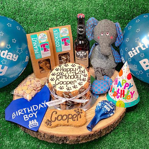Birthday Boy Party In A Box