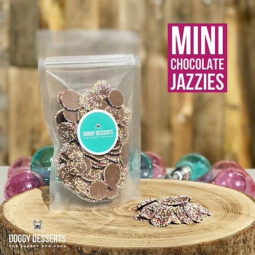 Mini Chocolate Jazzies Dog Chocolate