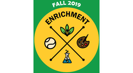 Sign up now open for Fall after-school enrichment classes!