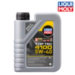 Top Tec 4100 頂級科技機油 5W-40