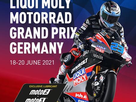 2021 LIQUI MOLY 冠名贊助 MotoGP (LIQUI MOLY MOTORRAD GRAND PRIX GERMANY) 抽獎活動