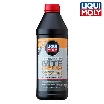 Top Tec MTF 5200 頂級變速箱油 75W-80
