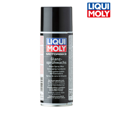 Motorbike Gloss Spray Wax 摩托車光澤噴蠟