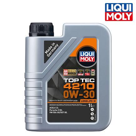 Top Tec 4210 頂級科技機油 0W-30