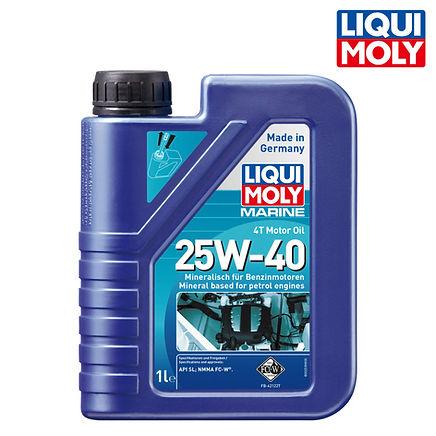 Marine 4T Motor Oil 25W-40 船舶專用礦物配方機油